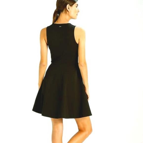 Armani Exchange Dresses Cute Black Dress Empire Waist Pockets
